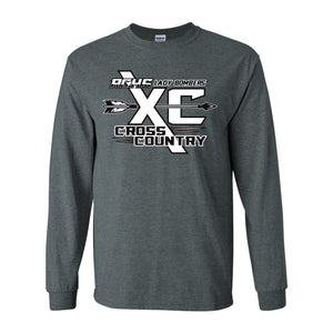 Long Sleeve Cross Country T-shirt