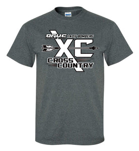 Soft Style Cross Country T-Shirt