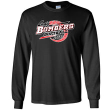 Bomber Softball Long sleeve T-shirt