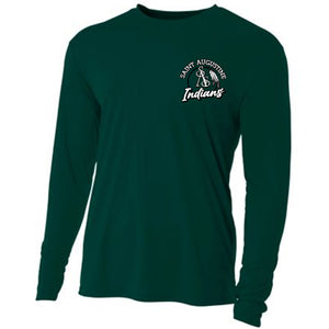 St. Augustine Youth Performance Long Sleeve Shirt