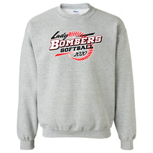 Bomber Softball Crewneck Sweatshirt