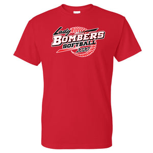 Bomber Softball Dri-fit T-shirt