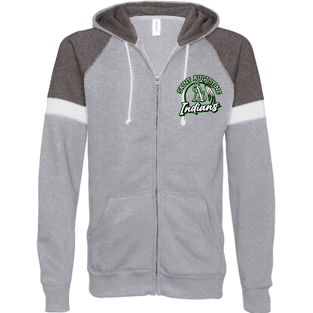 St. Augustine Full Zip Sweatshirt
