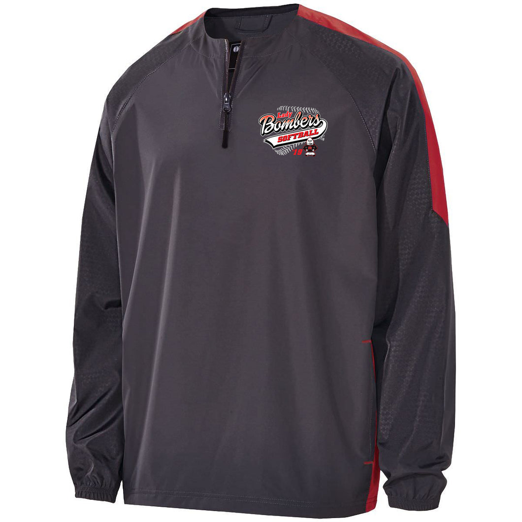 Bomber Softball Holloway Pullover