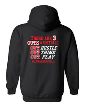 Bomber Softball Hooded Sweatshirt
