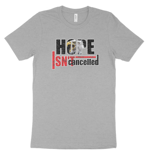 Hope Isn't Cancelled T-shirt 4