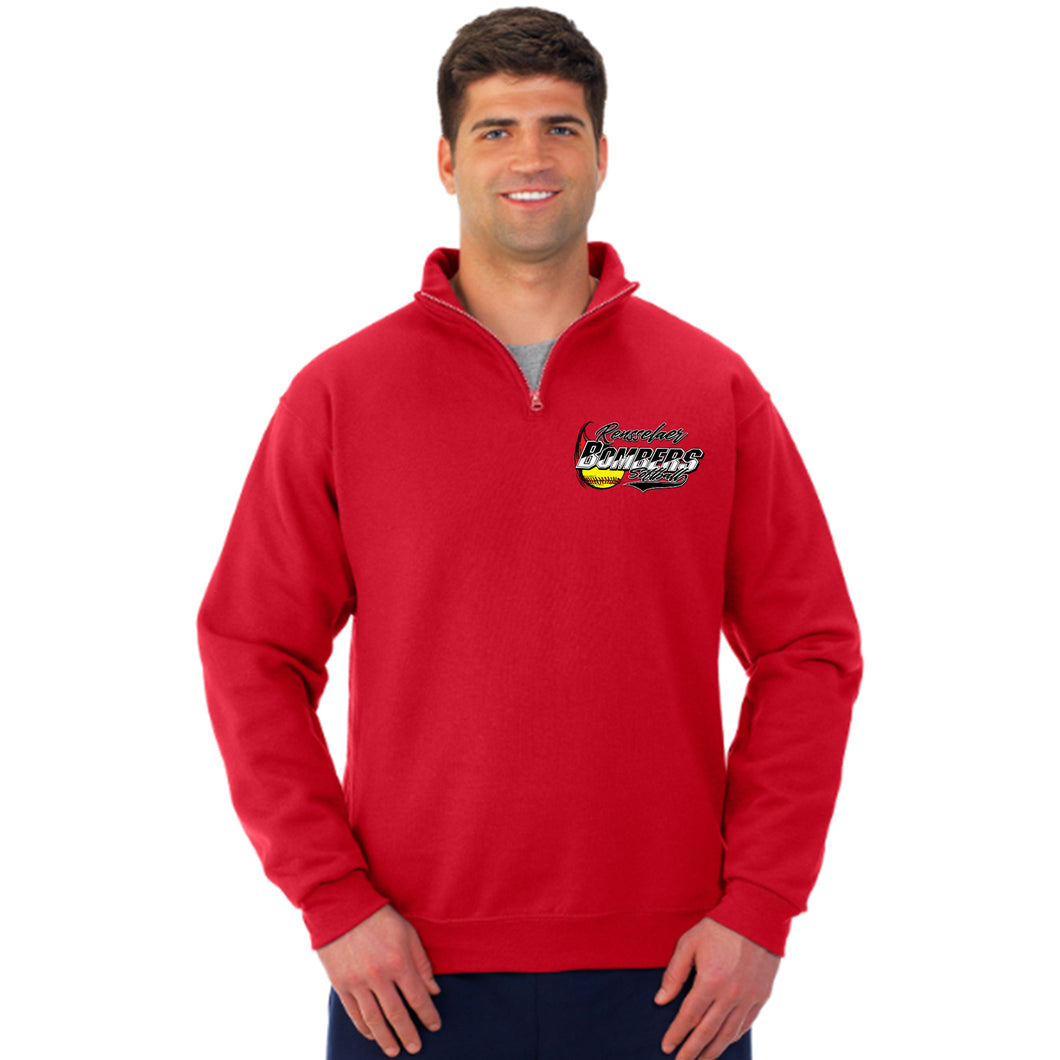Bomber Softball Quarter-Zip Pullover