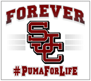 "4"" Forever SJC Sticker"