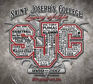 "4"" SJC Legacy Sticker"