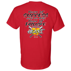 Bomber Softball T-shirt
