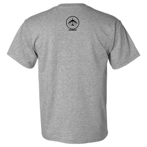 Bomber Basketball T-shirt (Sport Gray)