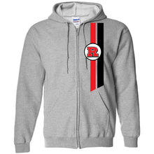Bomber Basketball Full-Zip Sweatshirt (Sport Gray)
