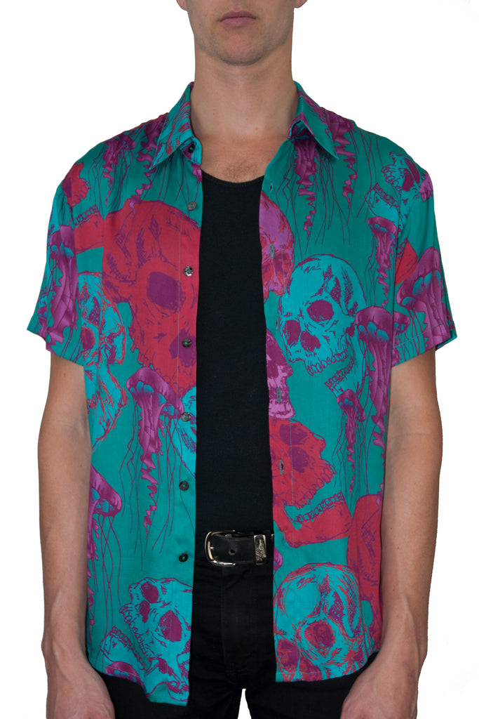 Jelly Bones Hawaiian Shirt