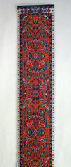 Dolls house Turkish STAIR CARPET [14a] 12th scale