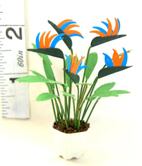 24th scale BIRD of PARADISE flower kit