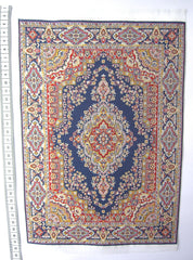 LARGE Dolls house Turkish RUG/ CARPET [3E] 12th scale