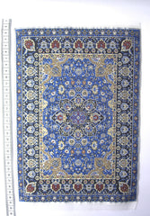 LARGE Dolls house Turkish RUG/ CARPET [4E] 12th scale