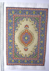 LARGE Dolls house Turkish RUG/ CARPET [5E] 12th scale