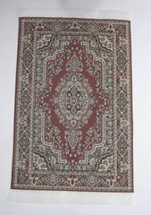 MEDIUM Dolls house Turkish RUG/ CARPET [9d] 12th scale