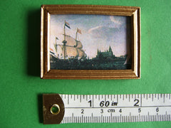 PICTURE 'Ancient Sailing Ship' SALE