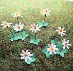 DAISY WEEDS Flower Kit 12th Scale