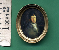 PICTURE 'Portrait of Mr Darcy'