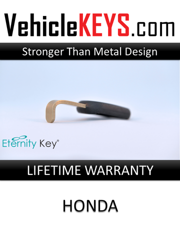 HONDA 2+1 Button (LIFETIME WARRANTY)