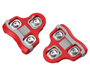 Favero Assioma Cleats - Red, 6-degree Float