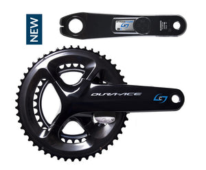 Stages Shimano DURA-ACE 9100 L/R Dual Side Power Meter - GEN 3