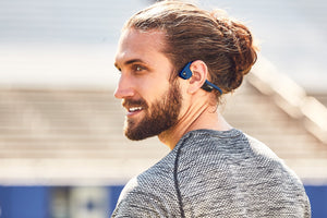 AFTERSHOKZ AIR Wireless Headphones - with Dual Mic