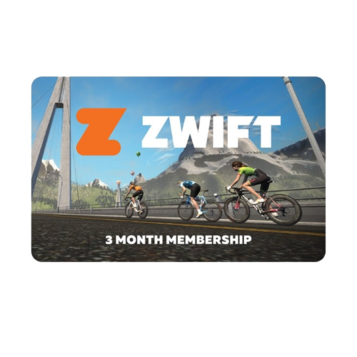 Zwift Membership Subscription Gift Card