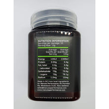 M+ Body Fuel - 500g Jar