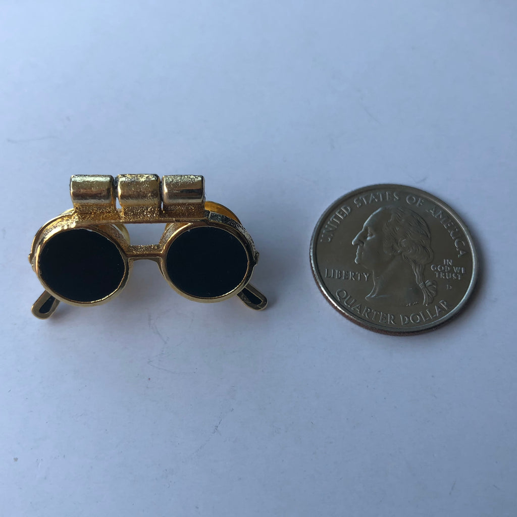 Flip-Up Glasses Pin