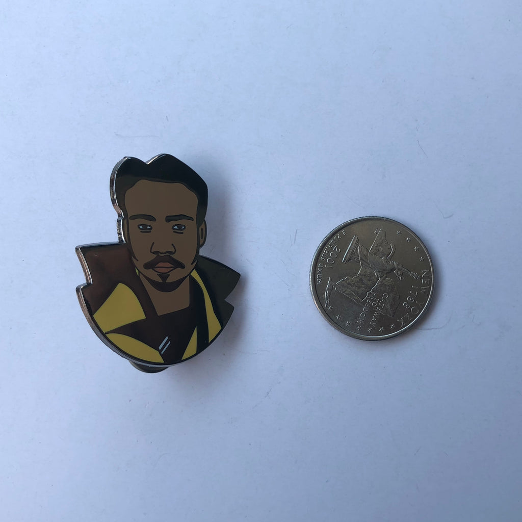 Donny Calrissian Pin