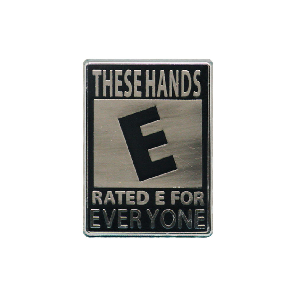 These Hands Pin