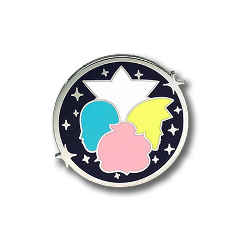 The Diamonds Pin