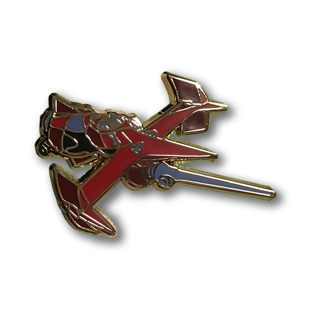 Swordfish Pin