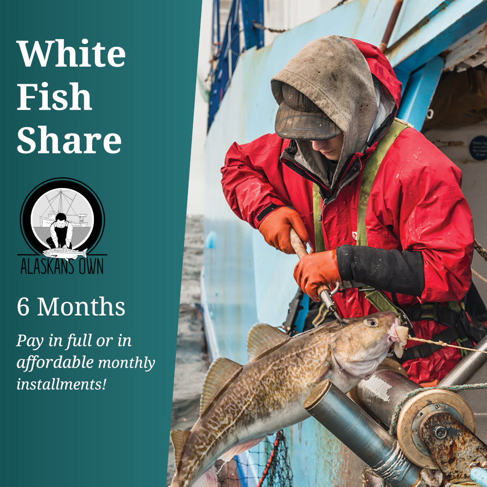 WHITE FISH SHARE