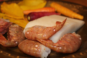 Taste of Fall Alaskan Seafood Box: Sitka Holiday Sale