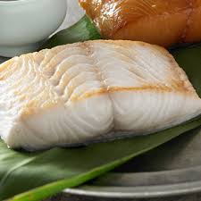 Black cod/sablefish fillet: Individual Portion