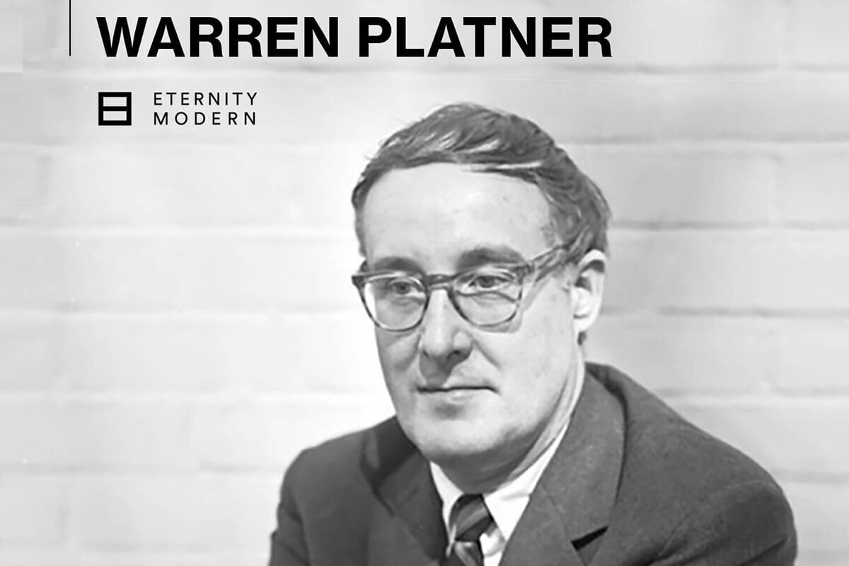 Warren Platner: A continuing icon of 1960s modernism