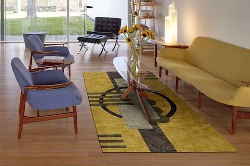 10 Mid-Century Modern Rugs Fit For Any Stylish Home
