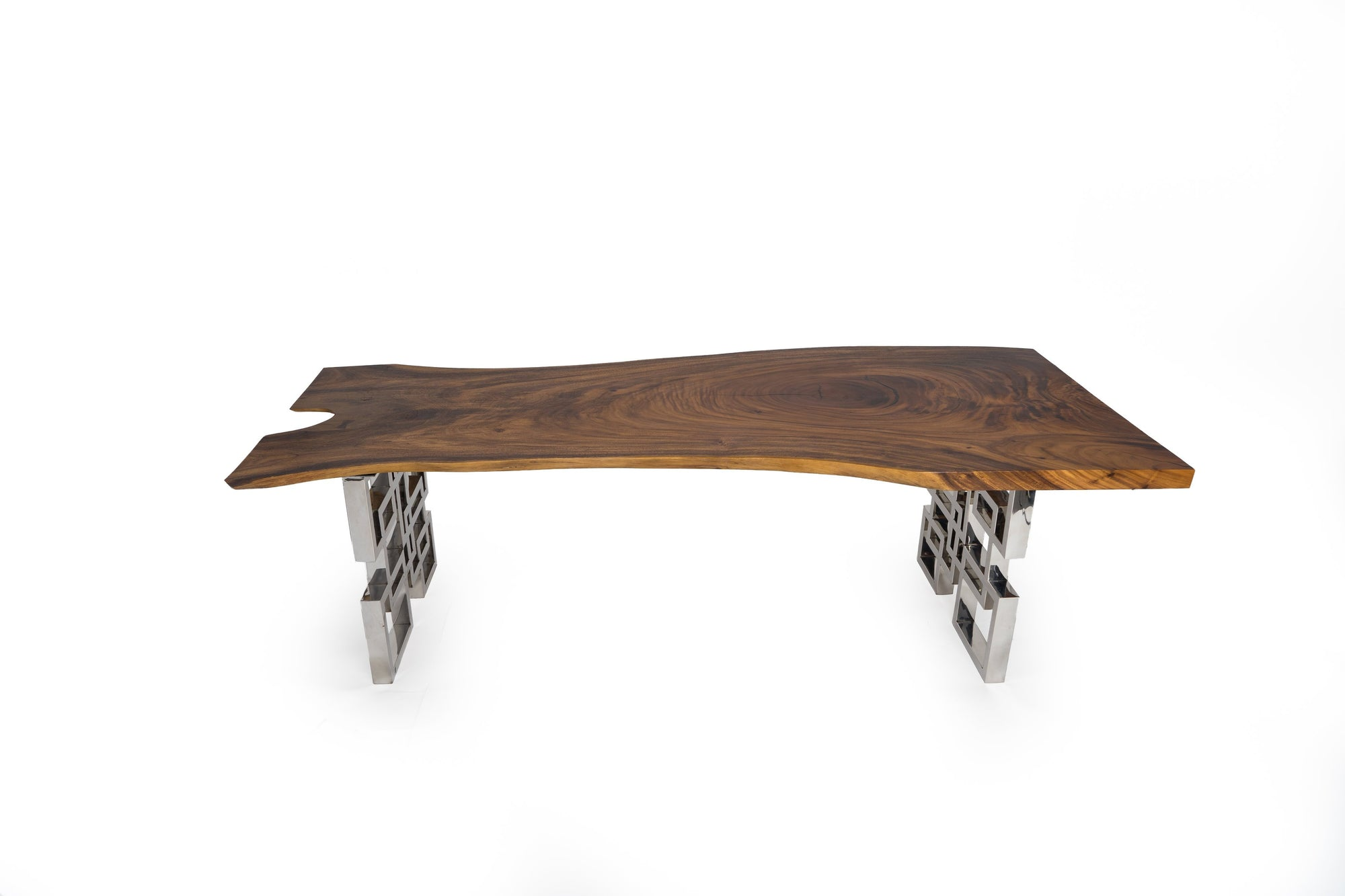 Pandora Live Edge Dining Table | 8ft | SKU 1602-19A