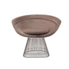 Warren Platner Lounge Chair - Chrome Base