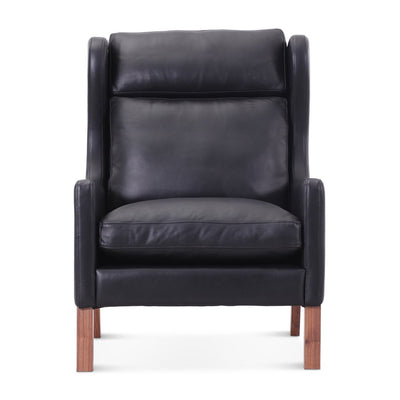 Borge Mogensen Wingback Chair
