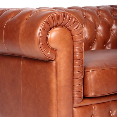 Chesterfield Sofa Three Seater