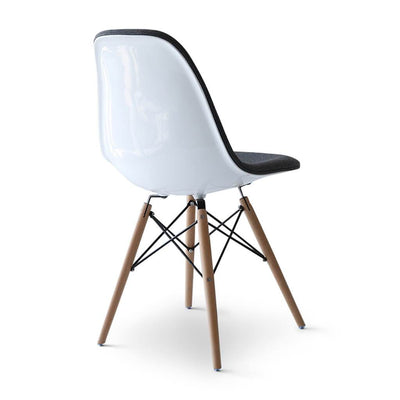 Dsw Chair - Upholstered Fiberglass