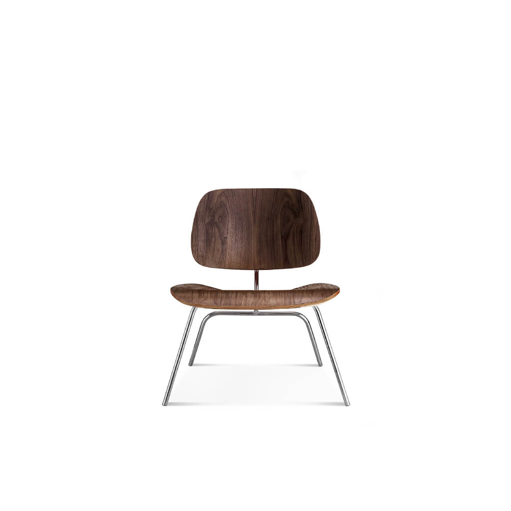 Eames Molded Plywood Lounge Chair (lcm)