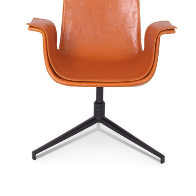 FK 6726 Bucket Chair Completely Upholstered - EternityModern