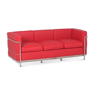 Lc2 Le Corbusier Sofa - EternityModern